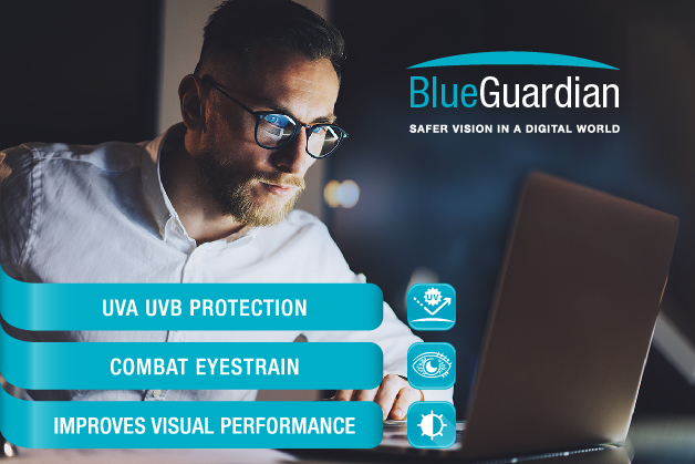 Opticare Blue Guardian Special Materials Envision