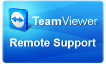 using TeamViewer for Remote Support